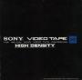SONY High Density V-62 CCIR
