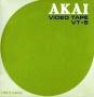 Akai VT-5 EIA