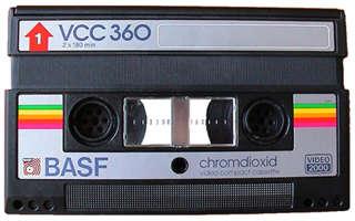 Cassette Video 2000